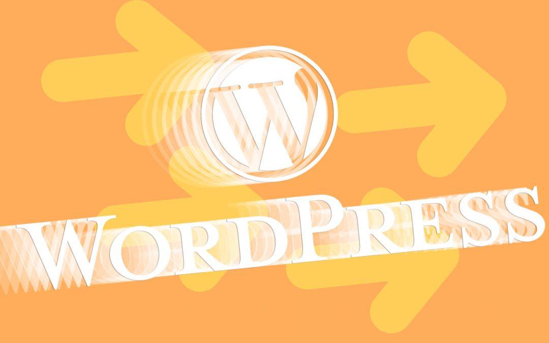 How do I make my WordPress website faster?