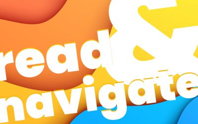 Make your website easy to read and navigate